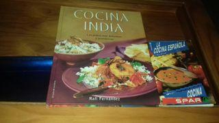 libro cocina india