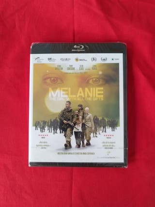"""blue ray """"MELANIE THE GIRL WITH THE GIFTS"""""""