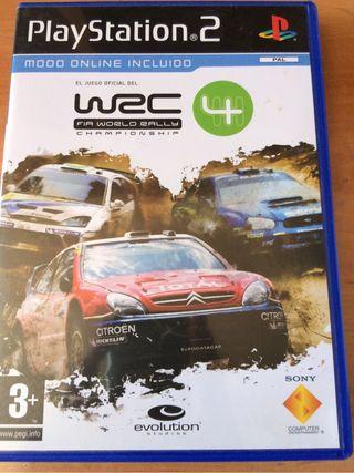 WRC 4 PS2