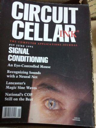 Revistas Circuit Cellar