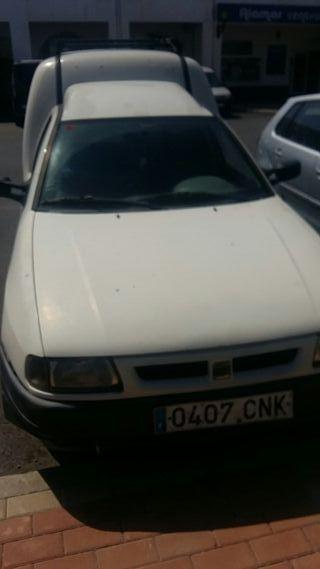 Seat Inca 1999 por cambio a coche familiar