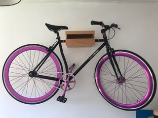 Bicleta fixie y carretera&bike