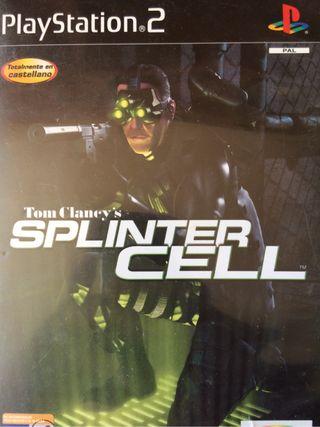 Splinter Cell PS2