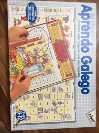 Lectron Aprendo Galego