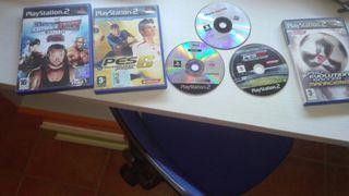 juegos ps2