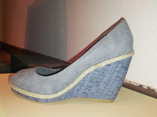 Zapatos mujer stradivarius
