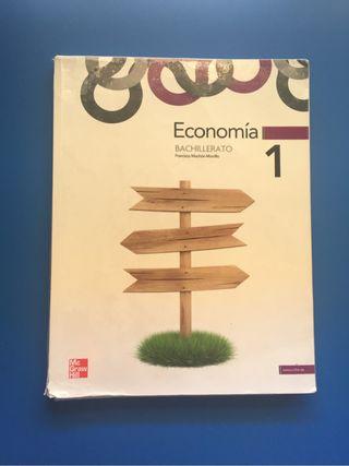 Libro economia 1BACH