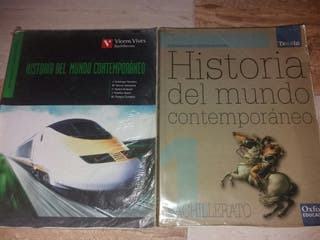 Libro Historia 1°Bach