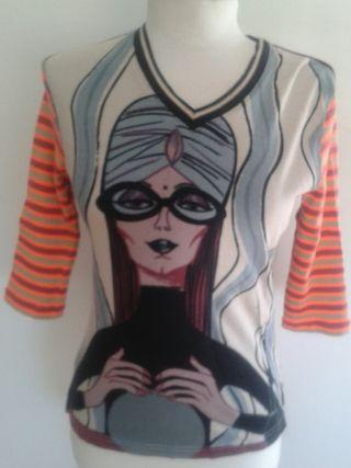 Chollo: camiseta Custo mujer