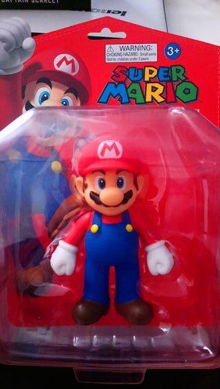figura Super Mario colección