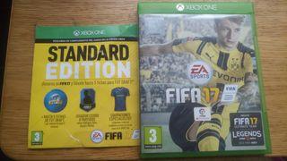 Fifa 17 mas Dlc Xbox One