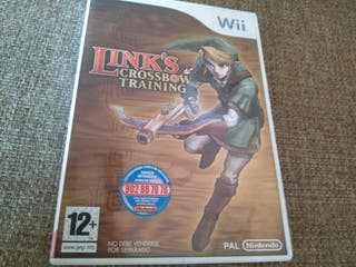 Juego Wii links crossbow training