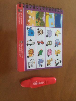 Libro actividades niños