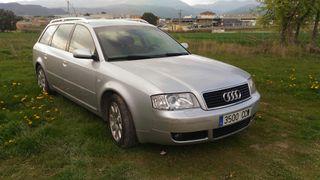 Audi A6 avant 2.5tdi 163cv multitronic 6v