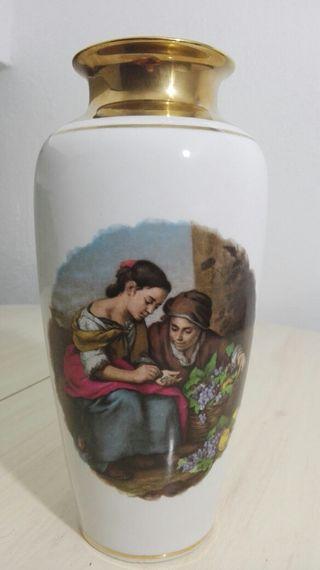 Jarron de porcelana jambo