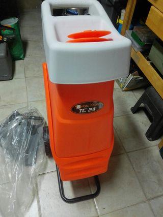 maquina para compostar y cajon