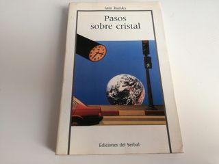 Libro Pasos sobre cristal de Iain Banks