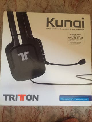Auriculares ps3