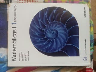 libro bachiller matematicas