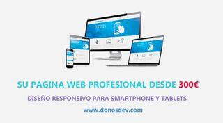 Pagina Web completa y servidor