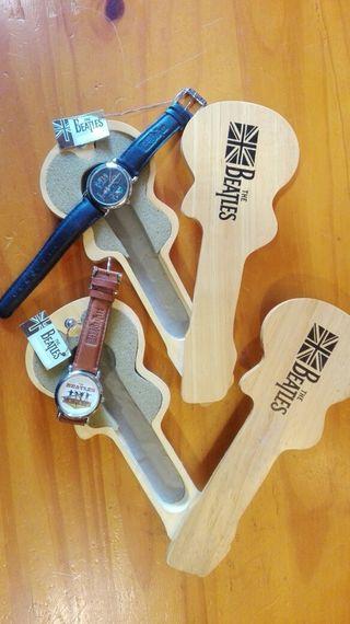Relojes colección Beatles
