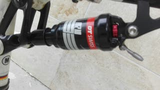 suspension trasera mtb
