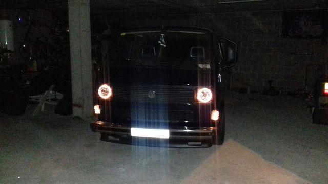 Volkswagen Caravelle 1986