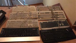 Teclados PC vintage