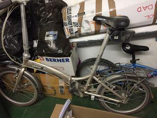 Bici plegable Dahon(americana)
