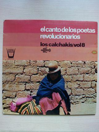 Disco vinilo: Los Calchakis
