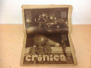 REVISTA CRONICA 1934