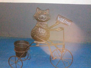 gato decorativo