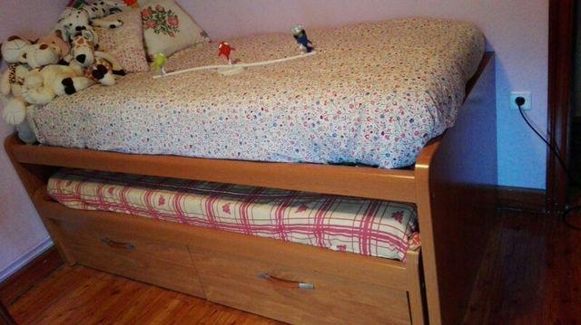 cama nido+balda