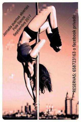 Clases Pole Dance, Sexy Dance, Burlesque