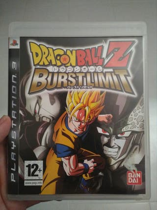 Dragon ball z: Burstlimit ps3