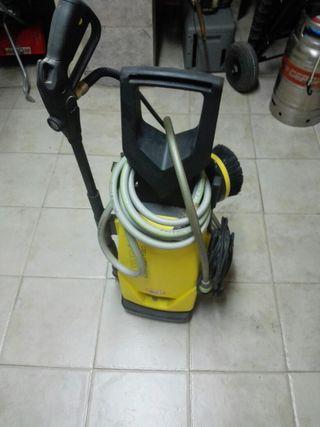 maquina de limpieza lavor