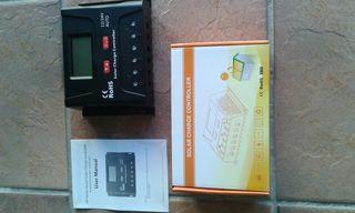 Regulador de carga solar SR-2460