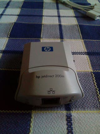 HP Jetdirect 200m Print Server