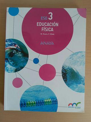 Libro Educacion Fisica 3 ESO