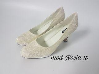 Nuevos Por Mano De Novia Segunda 45 ¡¡liquidación Zapatos YXwqExt6nx 3859a279306e