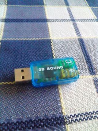 USB 3D SOUND