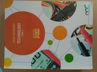 Libro Tecnologia 3 ESO Bilingue