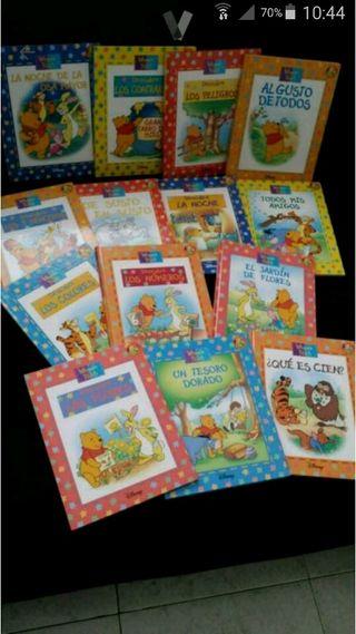 Libros de Winnie the Pooh