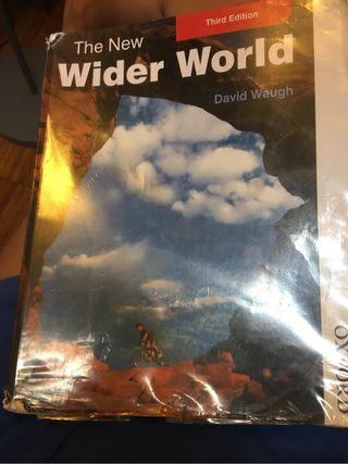 The new wider world igcse geo