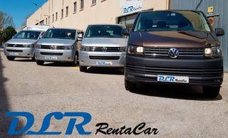 Alquiler de furgonetas 9 plazas