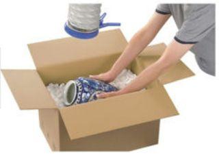 Relleno para cajas de envíos