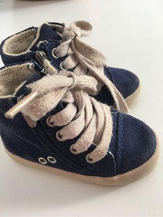 Zapato bebé Zara