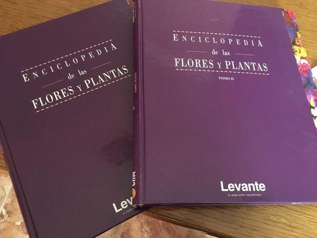 Enciclopedia de las plantas