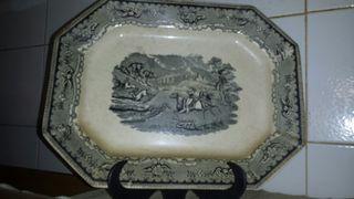 plato antiguo