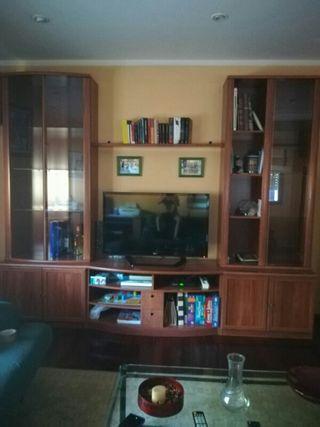 Mueble de salón y mueble bar